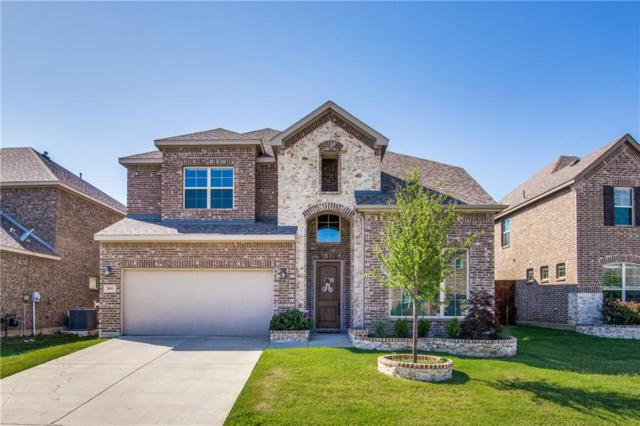 800 Mist Flower Drive, Little Elm, TX 75068 (MLS #14115622) :: Vibrant Real Estate
