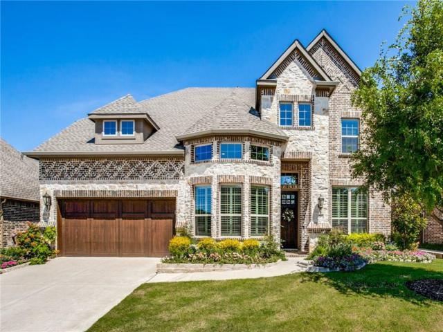 620 Rough Creek Drive, Mckinney, TX 75071 (MLS #14115629) :: The Heyl Group at Keller Williams