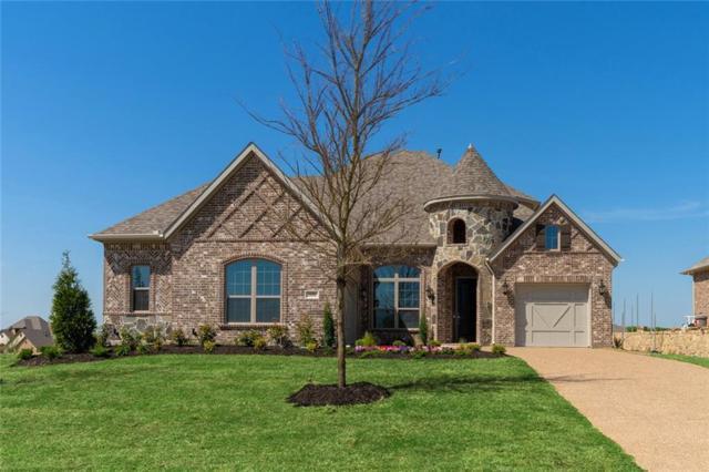 1831 Newpark Way, Prosper, TX 75078 (MLS #14115653) :: Real Estate By Design