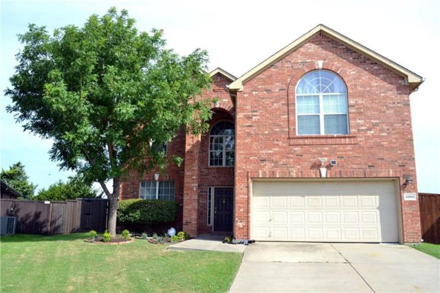 6989 Stetson Way, Frisco, TX 75034 (MLS #14115655) :: Kimberly Davis & Associates