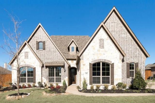 660 Trail Drive, Prosper, TX 75078 (MLS #14115673) :: Kimberly Davis & Associates