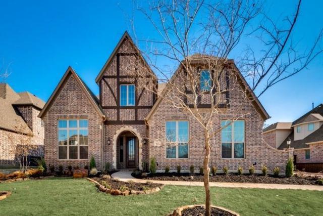 880 Jessica Court, Prosper, TX 75078 (MLS #14115678) :: Ann Carr Real Estate