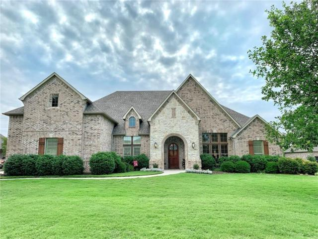 3104 Twin Lakes Drive, Celina, TX 75078 (MLS #14115716) :: The Real Estate Station