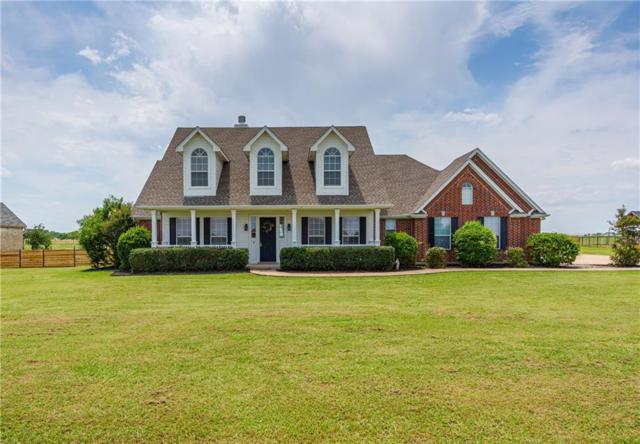 107 Petes Lane, Ponder, TX 76259 (MLS #14115753) :: RE/MAX Town & Country