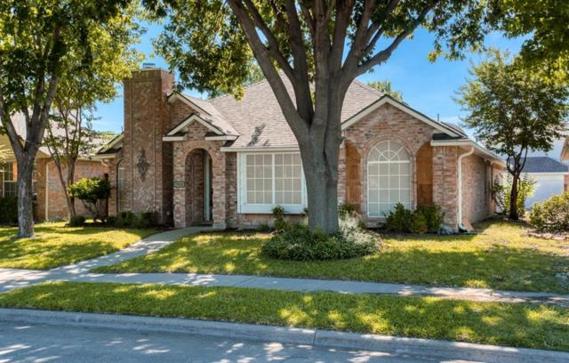 7918 Excaliber Road, Frisco, TX 75035 (MLS #14115782) :: The Heyl Group at Keller Williams