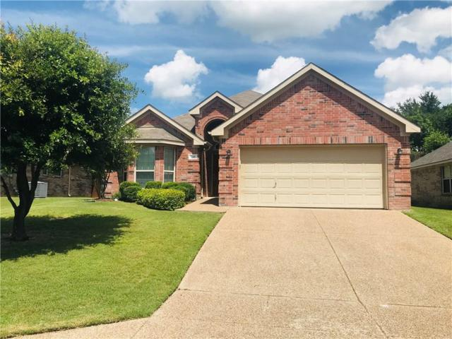 219 Carriage Drive, Willow Park, TX 76087 (MLS #14115786) :: RE/MAX Town & Country