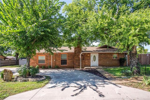602 Galbraith Street, Lake Dallas, TX 75065 (MLS #14115788) :: RE/MAX Town & Country