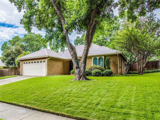 140 Amory Drive, Benbrook, TX 76126 (MLS #14115802) :: RE/MAX Town & Country