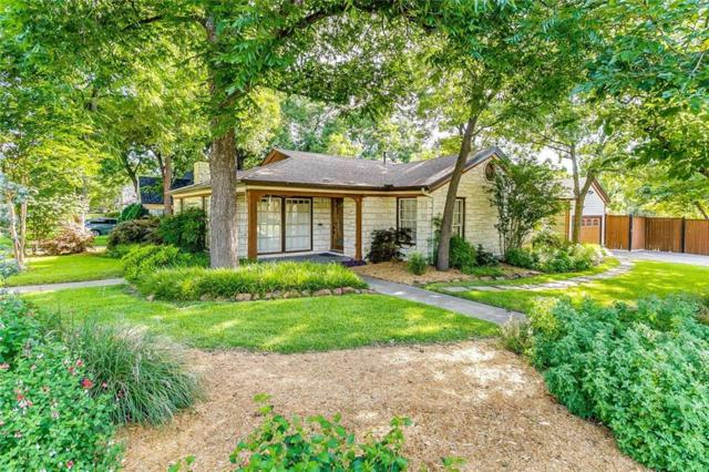 4410 El Campo Avenue, Fort Worth, TX 76107 (MLS #14115844) :: The Tierny Jordan Network