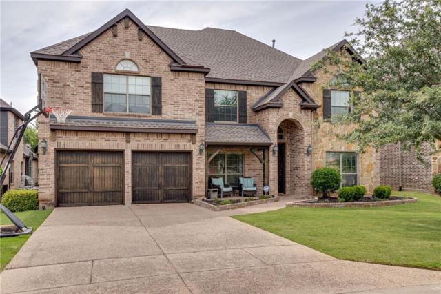 12341 Fairway Meadows Drive, Fort Worth, TX 76179 (MLS #14115858) :: Kimberly Davis & Associates