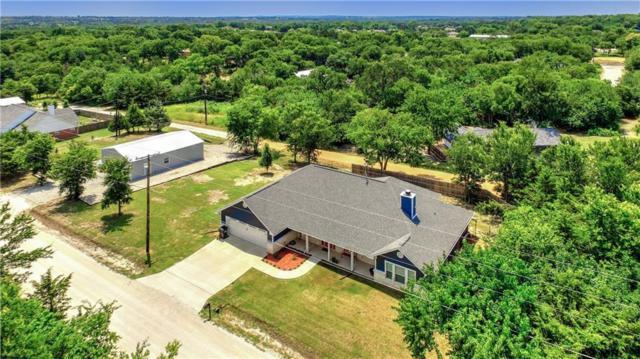 322 Ranger Road, Pottsboro, TX 75076 (MLS #14115859) :: The Real Estate Station