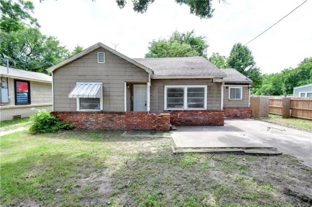 307 Bryan Street, Weatherford, TX 76086 (MLS #14115869) :: Kimberly Davis & Associates