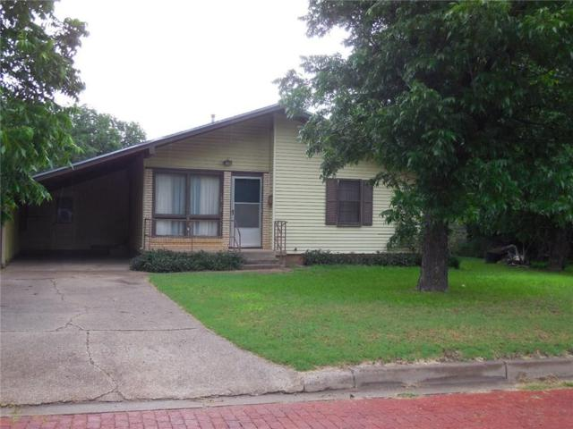520 Mesquite Street, Ranger, TX 76470 (MLS #14115872) :: RE/MAX Town & Country