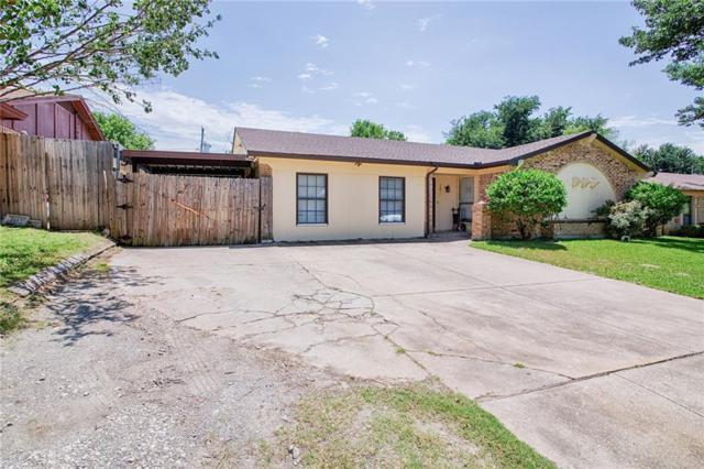 2421 Parkside Drive, Grand Prairie, TX 75052 (MLS #14115887) :: The Heyl Group at Keller Williams