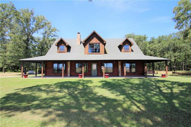 375 Private Road 7336, Emory, TX 75440 (MLS #14115890) :: The Mitchell Group