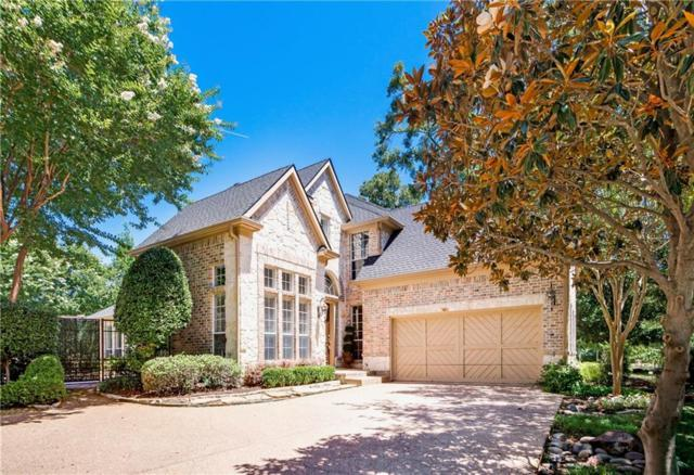 605 Regency Crossing, Southlake, TX 76092 (MLS #14115892) :: RE/MAX Town & Country
