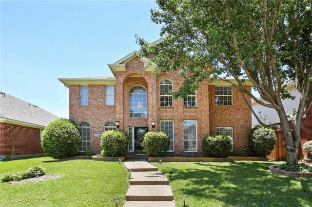 432 Trinity Drive, Allen, TX 75002 (MLS #14115932) :: Vibrant Real Estate