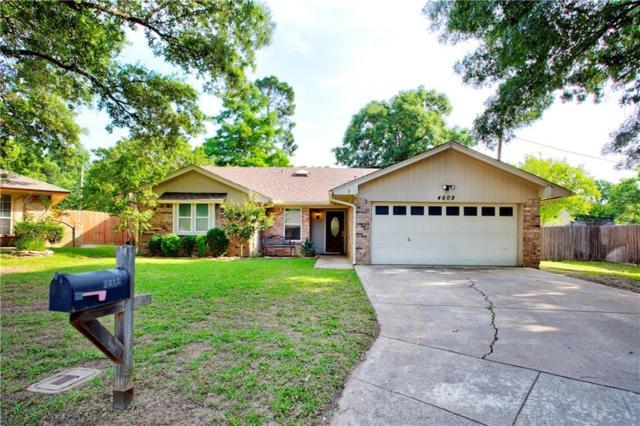 4609 Sandy Oak Court, Arlington, TX 76016 (MLS #14115952) :: The Mitchell Group