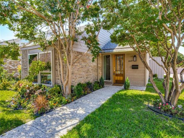 6827 Anglebluff Circle, Dallas, TX 75248 (MLS #14115956) :: The Hornburg Real Estate Group