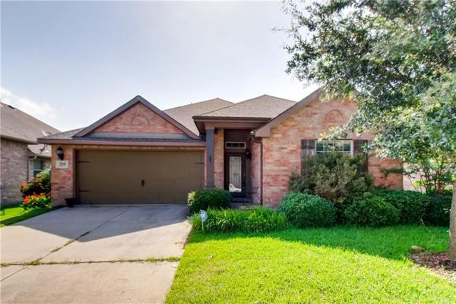 209 Birdbrook Drive, Anna, TX 75409 (MLS #14115983) :: RE/MAX Town & Country