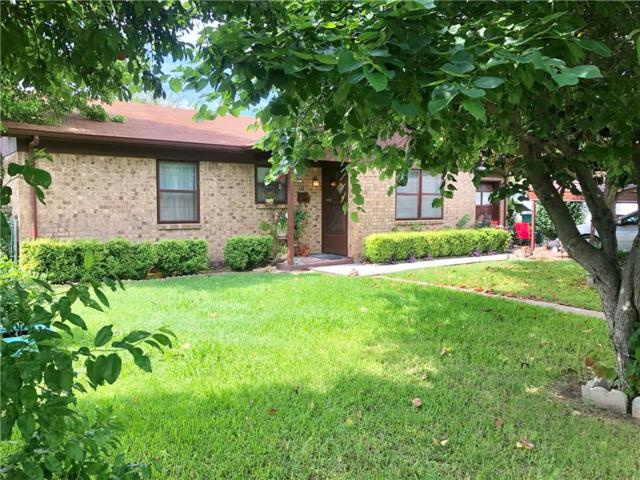 111 E Williams, Eastland, TX 76448 (MLS #14115999) :: Kimberly Davis & Associates
