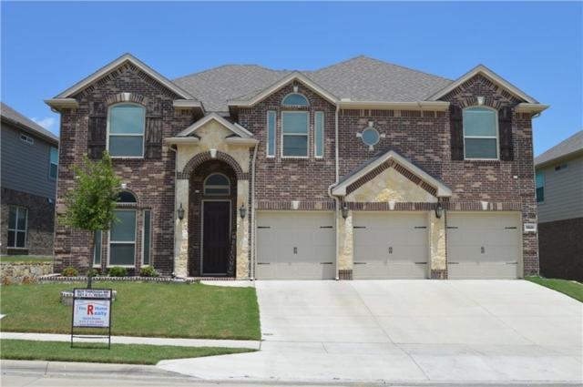 9840 White Bear Trail, Fort Worth, TX 76177 (MLS #14116009) :: The Heyl Group at Keller Williams