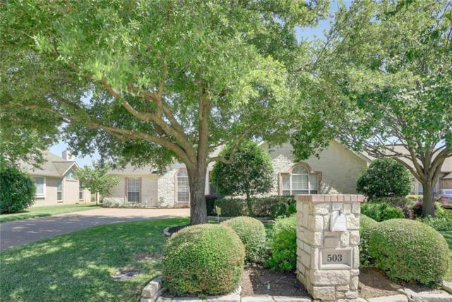 503 Biscayne Drive, Mansfield, TX 76063 (MLS #14116020) :: The Sarah Padgett Team