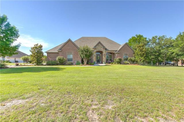 118 Deer Crossing Way, Azle, TX 76020 (MLS #14116047) :: RE/MAX Town & Country
