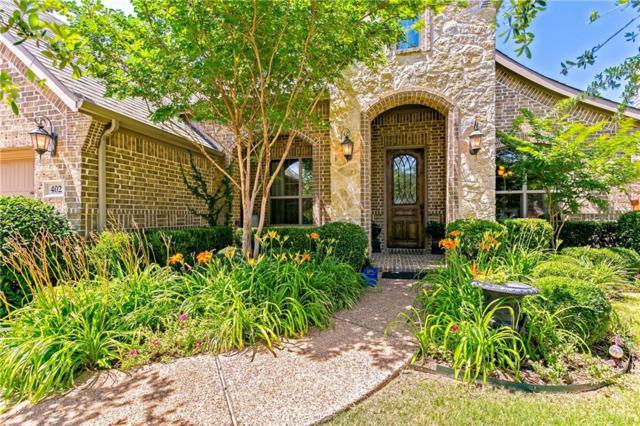 402 Fairway Bluff Drive, Wylie, TX 75098 (MLS #14116056) :: Tenesha Lusk Realty Group