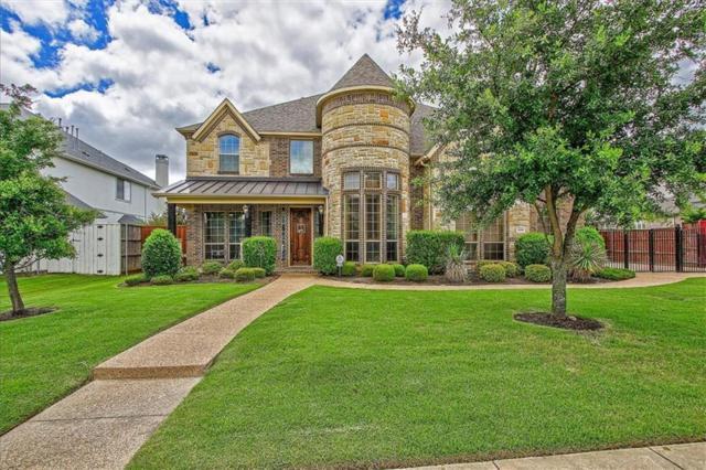 1209 Yuma Drive, Frisco, TX 75033 (MLS #14116064) :: RE/MAX Town & Country