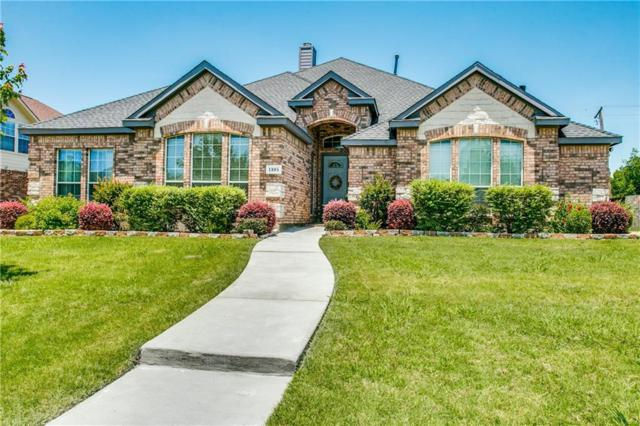 1105 Manchester Drive, Mansfield, TX 76063 (MLS #14116071) :: The Chad Smith Team