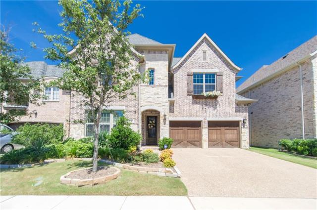 8256 Lindsay Gardens, The Colony, TX 75056 (MLS #14116072) :: The Heyl Group at Keller Williams
