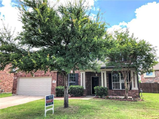 228 Tanglewood Place, Little Elm, TX 75068 (MLS #14116100) :: The Real Estate Station