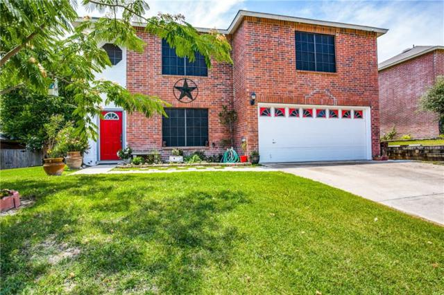 312 Capricorn Street, Cedar Hill, TX 75104 (MLS #14116133) :: The Heyl Group at Keller Williams