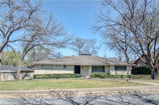 1247 Golden Trophy Drive, Dallas, TX 75232 (MLS #14116137) :: The Heyl Group at Keller Williams