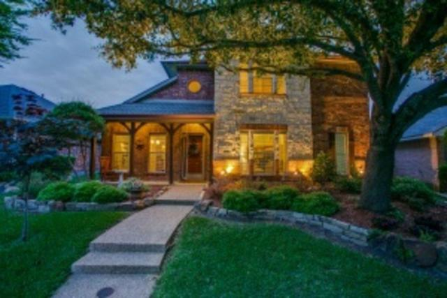 1607 Woodstream Lane, Allen, TX 75002 (MLS #14116151) :: Tenesha Lusk Realty Group