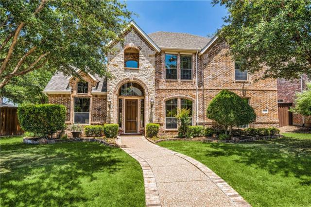 1440 Sandstone Drive, Frisco, TX 75034 (MLS #14116160) :: Hargrove Realty Group
