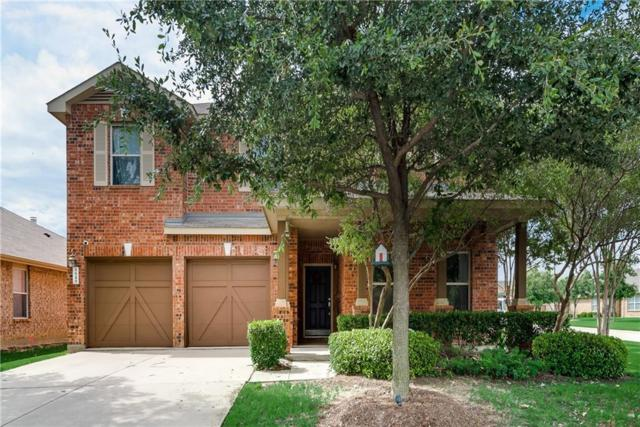 5940 Snow Creek Drive, The Colony, TX 75056 (MLS #14116165) :: The Heyl Group at Keller Williams