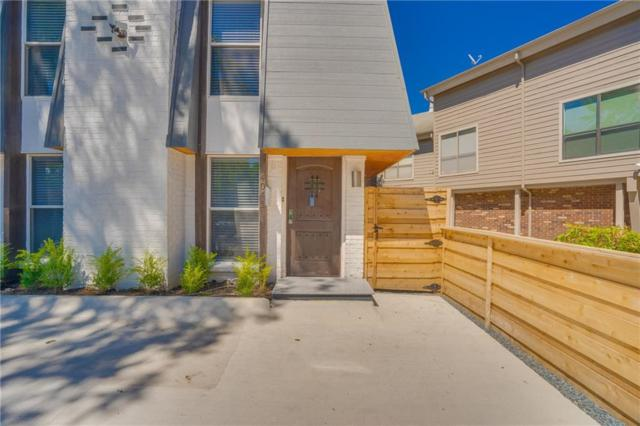 4041 Avondale Avenue, Dallas, TX 75219 (MLS #14116169) :: The Heyl Group at Keller Williams