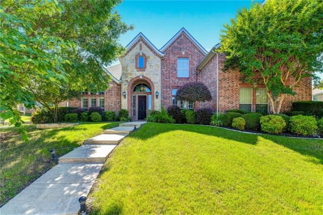 2705 Wisdom Creek Drive, Flower Mound, TX 75022 (MLS #14116176) :: RE/MAX Town & Country