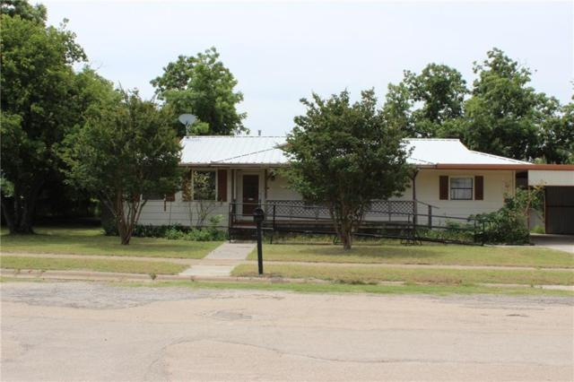 503 Avenue C, Santa Anna, TX 76878 (MLS #14116189) :: RE/MAX Town & Country