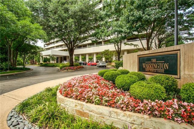 3831 Turtle Creek Boulevard 2H, Dallas, TX 75219 (MLS #14116202) :: RE/MAX Town & Country