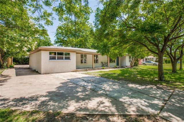 5632 Volder Drive, Fort Worth, TX 76114 (MLS #14116215) :: The Heyl Group at Keller Williams