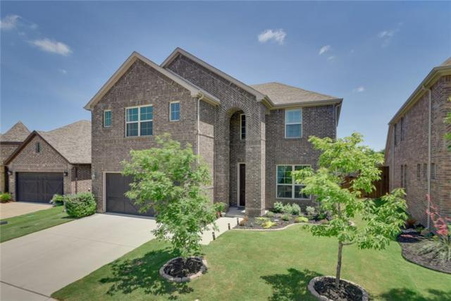 437 Bentley Drive, Midlothian, TX 76065 (MLS #14116224) :: Kimberly Davis & Associates