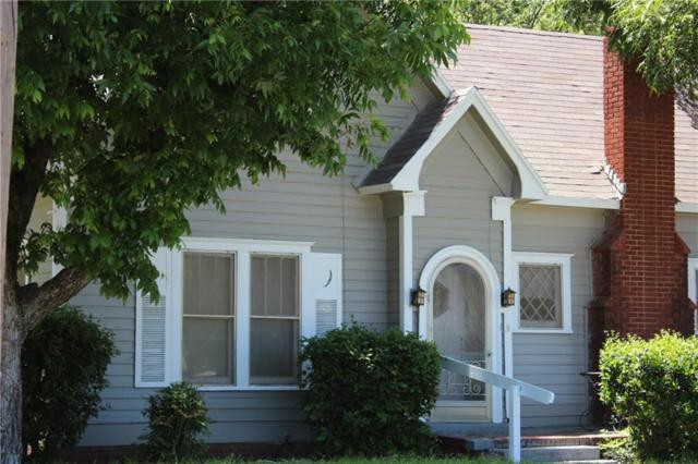 1800 S Commercial Avenue, Coleman, TX 76834 (MLS #14116252) :: RE/MAX Town & Country