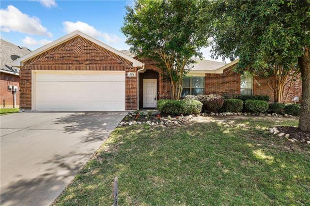 405 Crown Oaks Drive, Fort Worth, TX 76131 (MLS #14116261) :: RE/MAX Town & Country