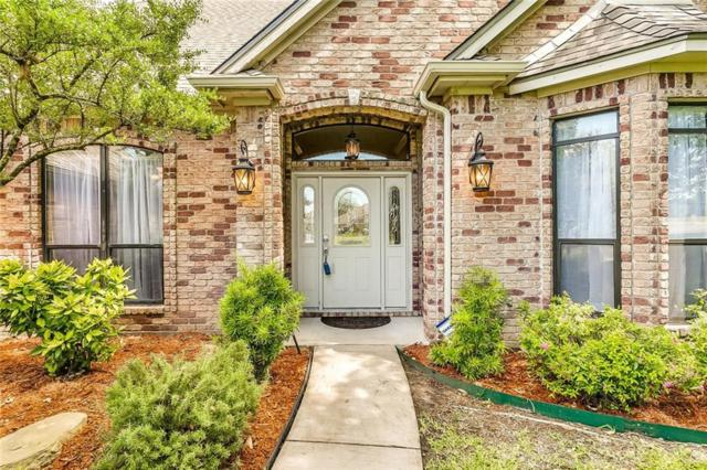 1248 Forest Park Drive, Weatherford, TX 76087 (MLS #14116308) :: The Heyl Group at Keller Williams
