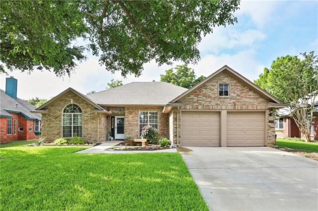 2409 Covington Drive, Flower Mound, TX 75028 (MLS #14116361) :: The Rhodes Team