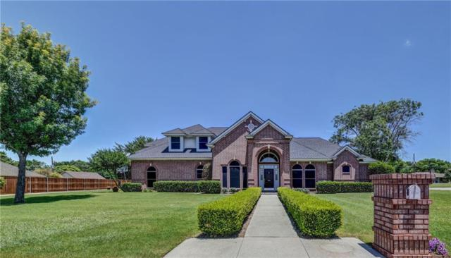 201 Brookview Drive, Decatur, TX 76234 (MLS #14116380) :: The Heyl Group at Keller Williams