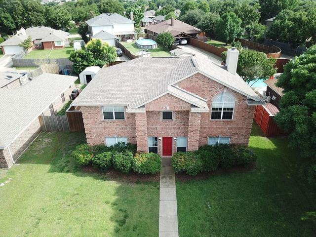 1016 Winslow Drive, Allen, TX 75002 (MLS #14116383) :: Tenesha Lusk Realty Group
